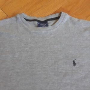 Unisex Polo by Ralph Lauren thermal